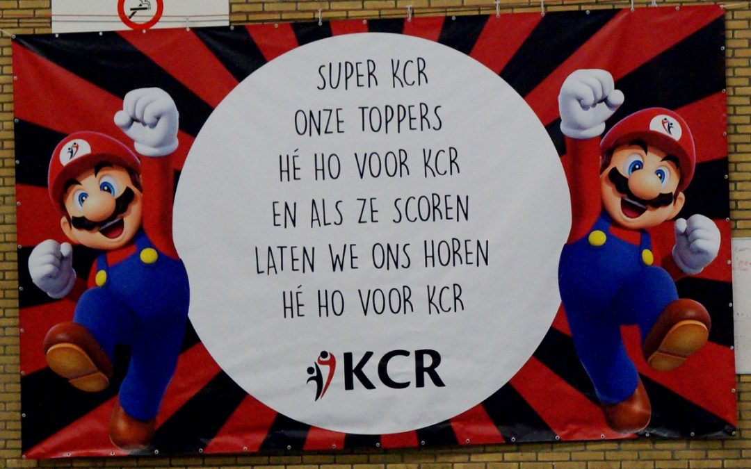 Sfeerimpressie KCR – Telstar