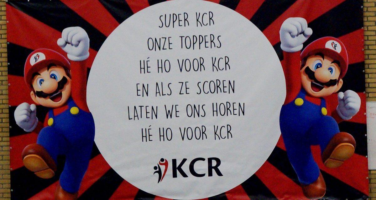 Zure nederlaag tegen Kinderdijk: Sfeerimpressie Kinderdijk – KCR.