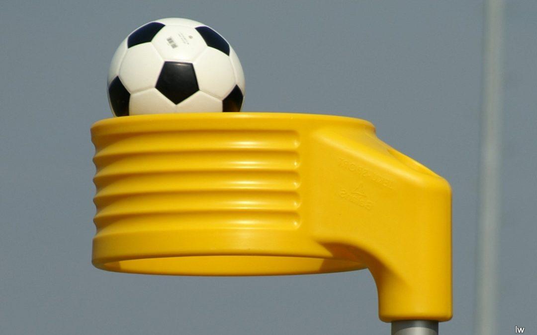 Oefenwedstrijden veldcompetitie