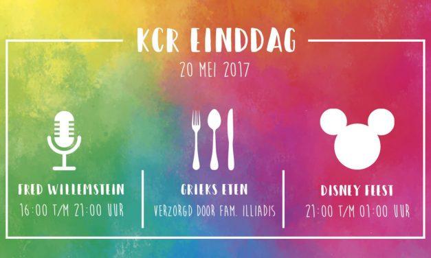 20 mei 2017 KCR EINDDAG