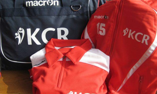 Inleveren teamtassen en kleding