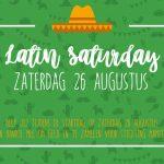 "26 augustus KCR startdag oftewel ""Latin Saturday"""