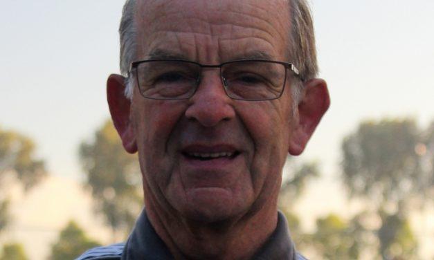 Piet Lagerwaard benoemd tot Lid van Verdienste KNKV Zuid West