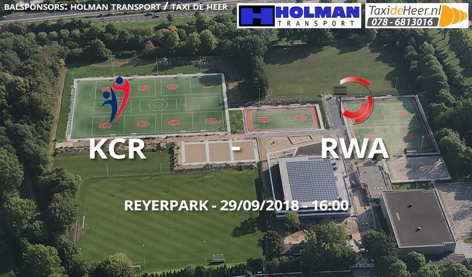 KCR  – RWA