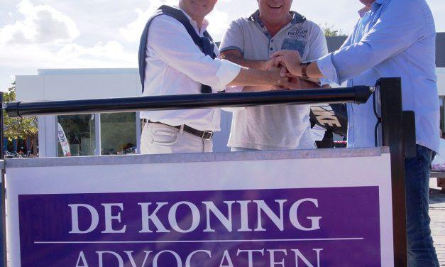 Ook De Koning Advocaten sponsort KCR