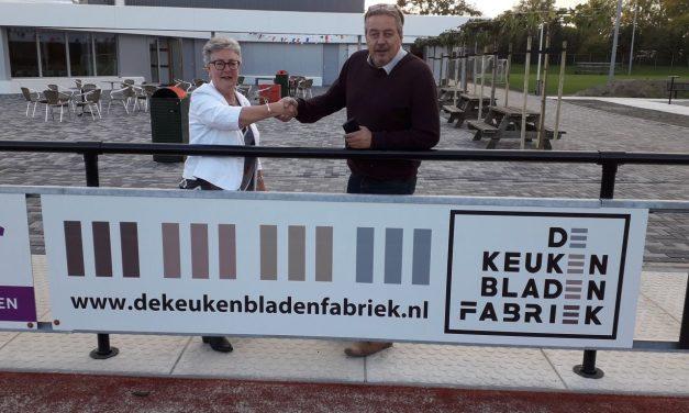 Ook De Keukenbladenfabriek steunt KCR