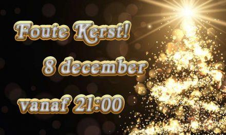 8 december Foute Kerst