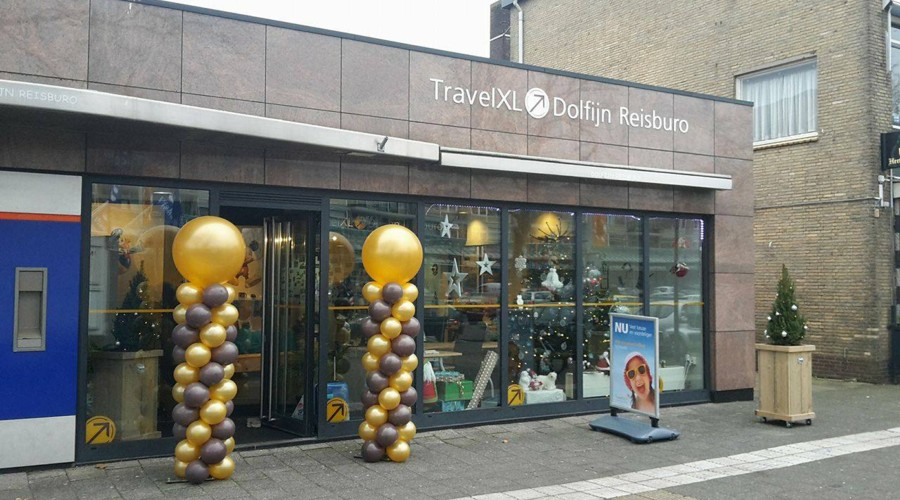 TravelXL Dolfijn Reisburo schenkt EUR 325,- aan KCR