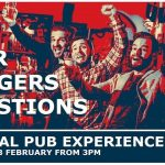 KCR English PUB Saturday 23th of February