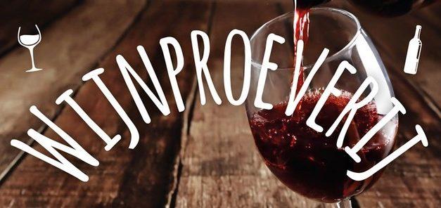 Wijnproeverij van 13 december = vol!