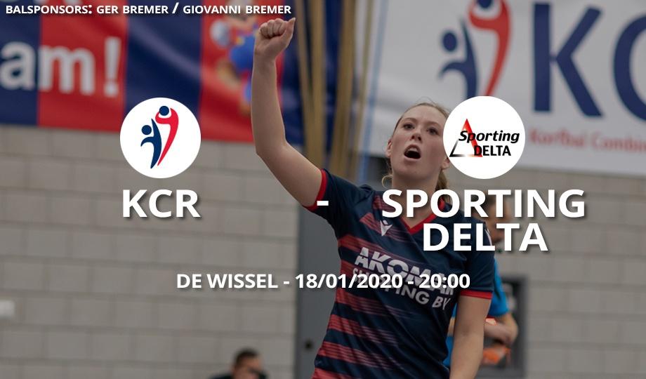 KCR – Sporting Delta