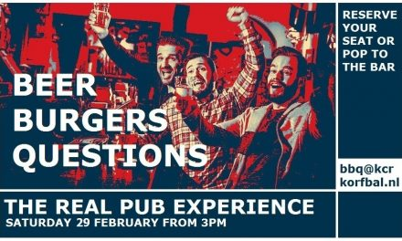 English Pubday: Beer, Burgers and Questions