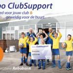 Uitslag Rabo ClubSupport 2020