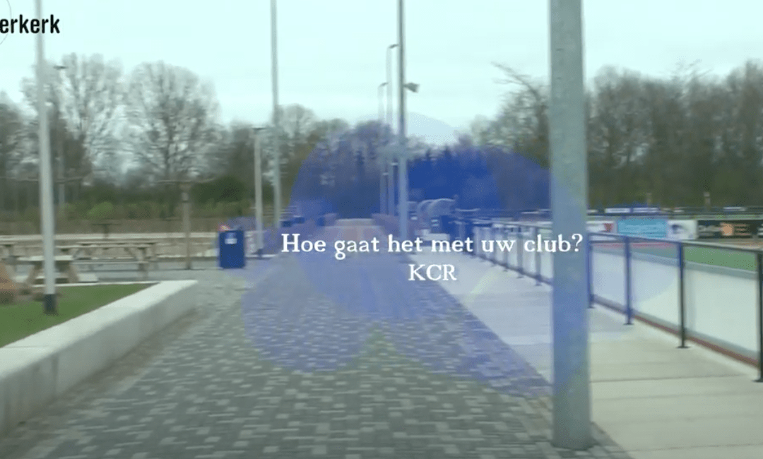 Hoe gaat het met uw club? Aflevering KCR bij RTV Ridderkerk