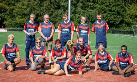 Woensdag 30 juni wedstrijd G-team tegen korfbalfit-team
