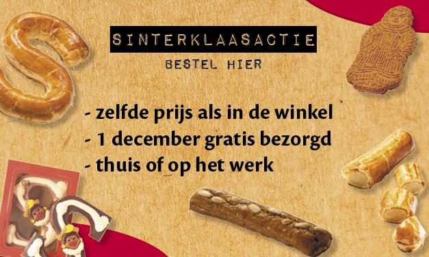 Sinterklaasactie KCR 2021