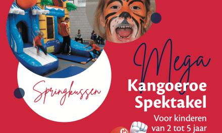 Mega Kangoeroe Spektakel